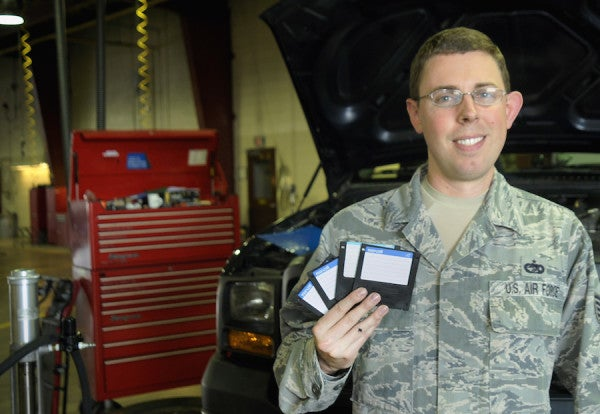US Nuclear-Launch Capabilities Run From Floppy Disks. Seriously