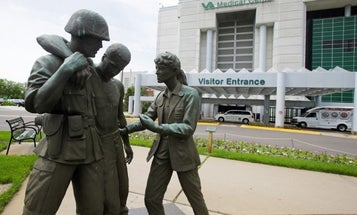 Vets With Chronic Pain Find Relief At VA's Pain Schools