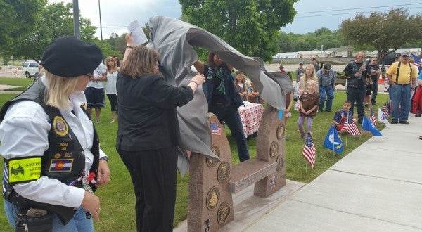 This Girl Scout Made It Her Mission To Honor Fallen Servicewomen