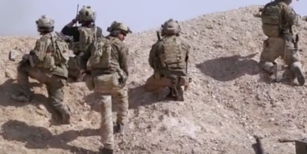 DoD Announces First Service Member Wounded In Fight Against ISIS In Syria