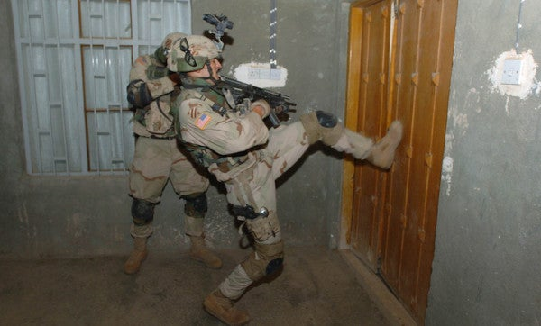 New DARPA Tech Gives Soldiers Futuristic Edge In Urban Combat