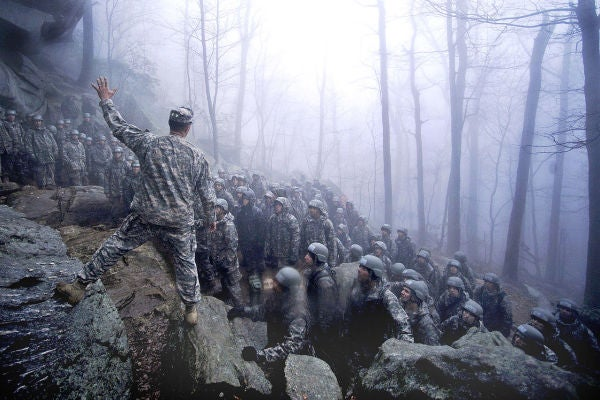 How To Survive Mountain Phase Of Ranger School