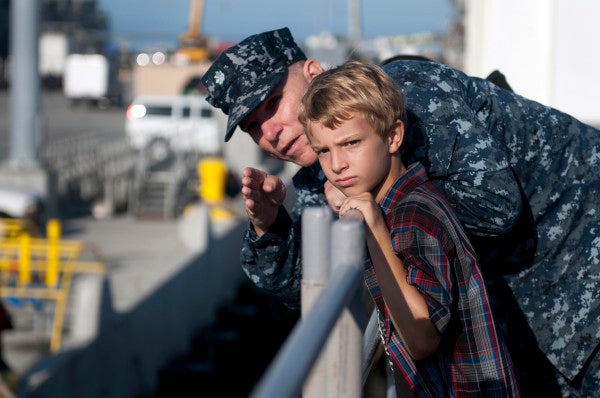 Move Beyond 'Man Up' And Have A Real Gut Check With Your Son
