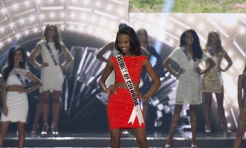 The New Miss USA Is A Badass Military Officer