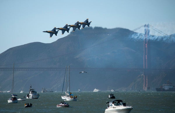 San Francisco's Proposed Blue Angel Ban Is Distasteful