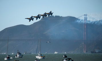San Francisco's Proposed Blue Angel Ban Is Distasteful