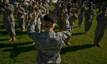 Why We Shouldn't Cut Military Bands From The Budget