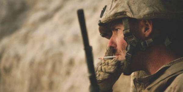 Troops In California Exempt From New Smoking Age Law