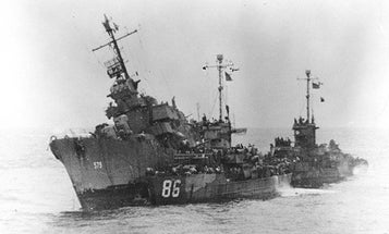 This WWII Naval Ship Was So Unlucky, It Almost Killed FDR