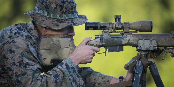 5 Things I Learned From The Marine Corps' Scout Sniper School