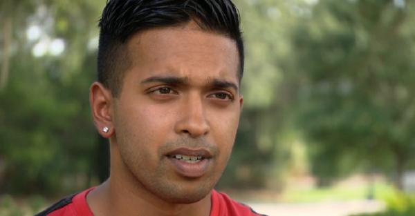 This Marine Veteran Saved Dozens In Orlando Nightclub Shooting