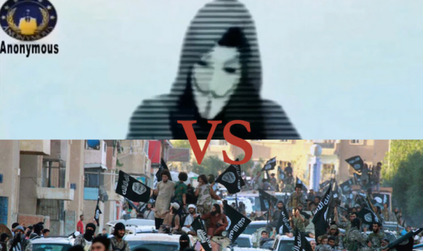 Anonymous Takes The Fight To ISIS With Porn