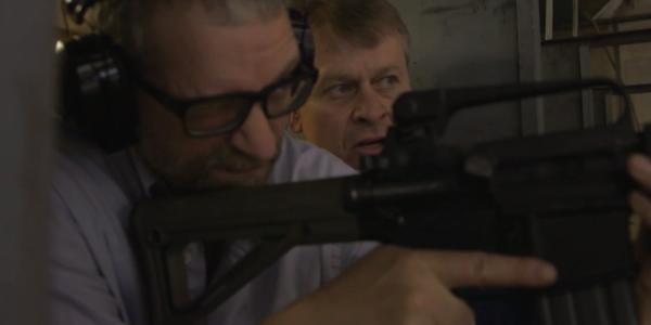 NYC Journalist Claims Shooting An AR-15 Gave Him PTSD