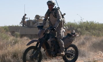 New Spec Ops Dirt Bikes Combine Stealth And Speed