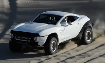 This Off-Road Speed Demon Is Veteran-Made