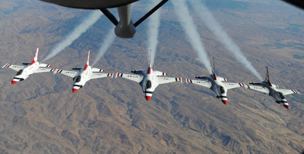 Thunderbirds Commander's New Book Is More Of What We Already Know