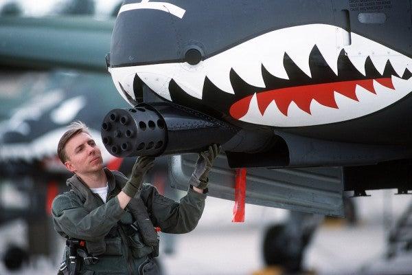 The A-10 Warthog Just Got A Little More Badass