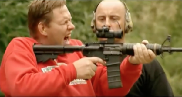 Video Mocking Journalist Who Claimed PTSD From AR-15 Goes Viral
