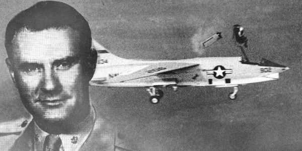 The Incredible Story Of The Marine Who Rode Lightning