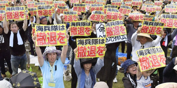 The Okinawans Treat Americans With Utmost Respect. We Need To Do The Same