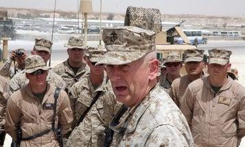 5 Badass Quotes From Marine General James Mattis