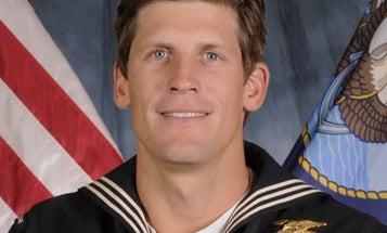 Fallen SEAL Had Already Earned Silver Star Battling 100 ISIS Fighters