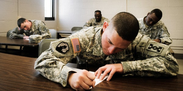 We salute the soldier who submitted the 'manliest' leave request of all time
