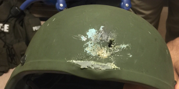 Helmet That Saved An Orlando Cop Is American Made, Combat Tested