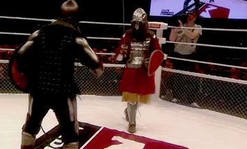 This New Sport Is 'Game Of Thrones' In Real Life