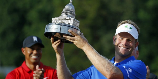 More Athletes Should Be Like Pro Golfer And Navy Vet Billy Hurley