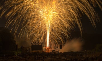 If Fireworks Bother You On 4th Of July, Don't Get A Sign, Get Ear Plugs
