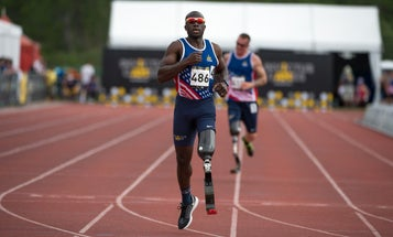 What I Saw In The Invictus Games Lives In Our Veterans