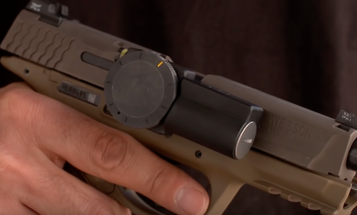 This Might Be The Coolest Gun Storage Device We've Seen