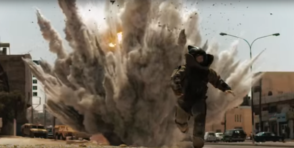 Here's Why 'The Hurt Locker' Is The Worst War Movie Of All Time