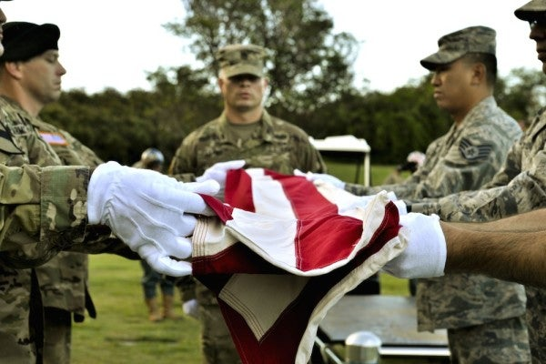 Flag Stolen From Veteran's Daughter Found By Missouri Police