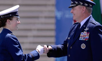 Gen Welsh's Love For Airmen Will Be His Lasting Legacy