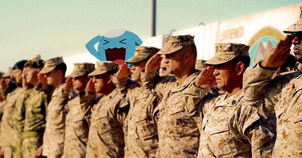 Some People Can't Catch Pokémon On Military Bases