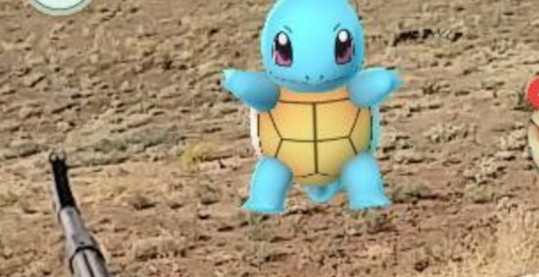 American Fighter Challenges ISIS To Epic Pokémon Showdown Near Mosul