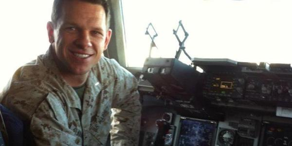 How One Marine Went From The Corps To His Dream Job With A Top Fortune 500 Company