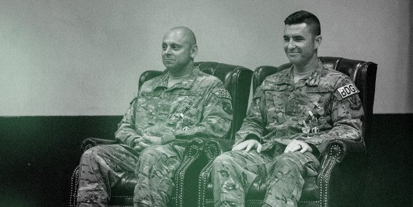 UNSUNG HEROES: After Suicide Ambush, Airmen Ignored Their Wounds To Save The Team