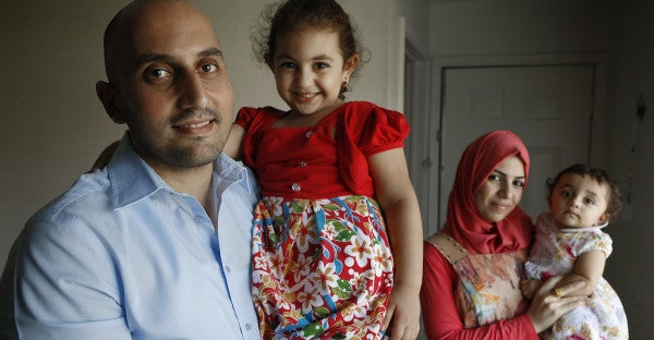 This Iraqi Interpreter, Called A Traitor At Home, Finds Peace In Texas