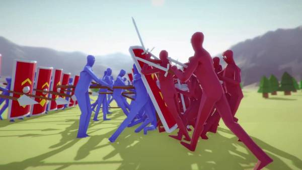 This New Battle Simulator Game Is 100% Ridiculous