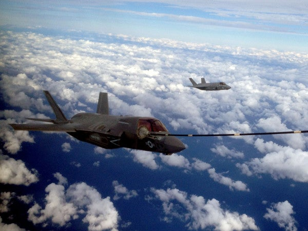 Is The F-35 Program Finally Getting Its Act Together?