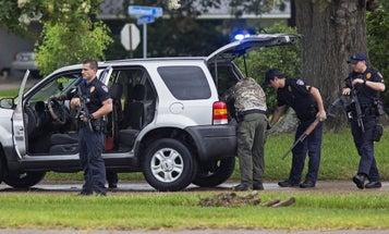 Baton Rouge Suspected Gunman Identified As Marine Veteran