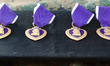 Colorado Vet Says He Lost His Combat Medals In Wrongful Eviction