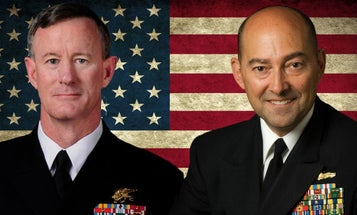 Meet The Admirals Who Could Be Hillary Clinton's Vice President