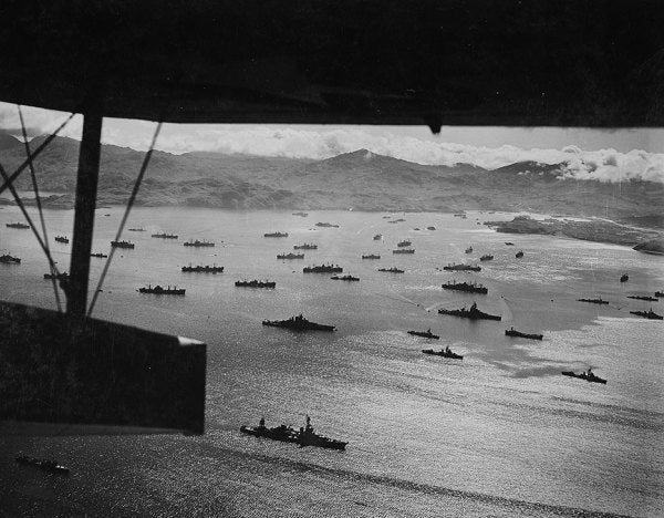 How The US Suffered 300 Casualties Storming An Empty Island In WWII
