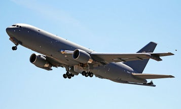 The Air Force Is Done Testing Its Next-Generation Tanker