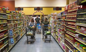 The Pentagon Isn't Tracking How Many Military Families Go Hungry