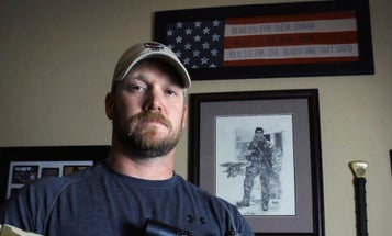 The 15-Foot Memorial Statue For Chris Kyle Is Set To Be Unveiled